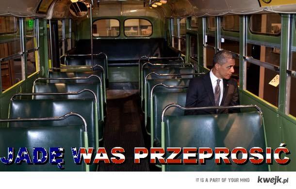 Obama ma nas w dupie