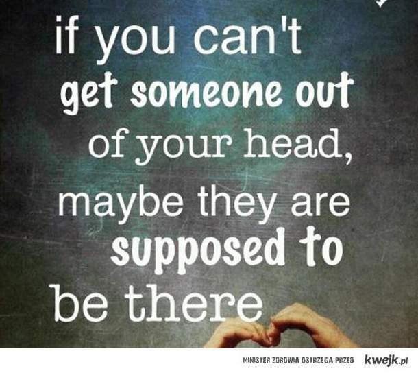 Myślenie o kimś