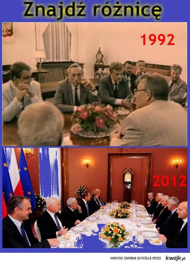 Czasy się zmieniają, a oni ciągle w komisjach