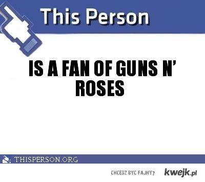 Guns N Roses <3