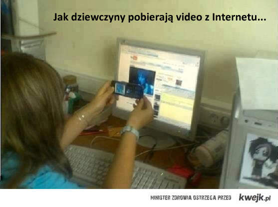 Pobieranie video