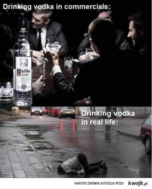 Jak pijemy wódkę
