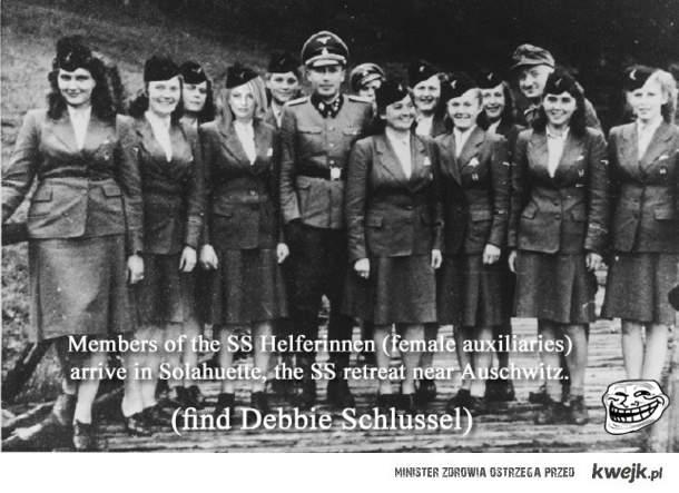Znajdź Debbie S.