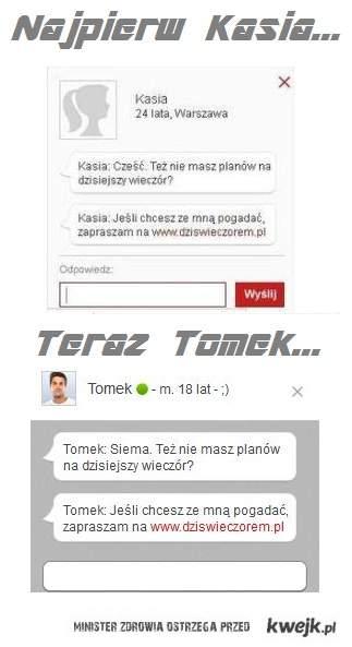 Kasia / Tomek