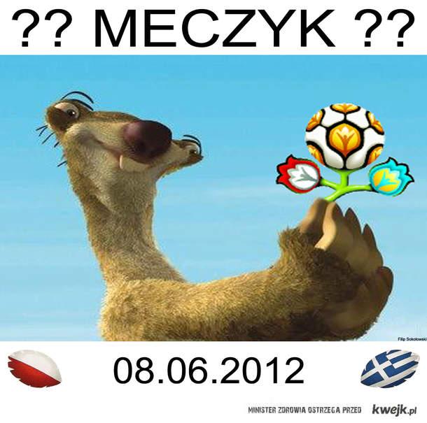 EURO 2012 POLSKA VS GRECJA