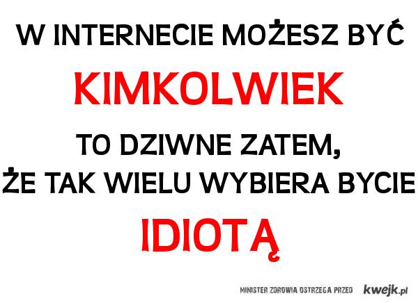 internetowi idioci