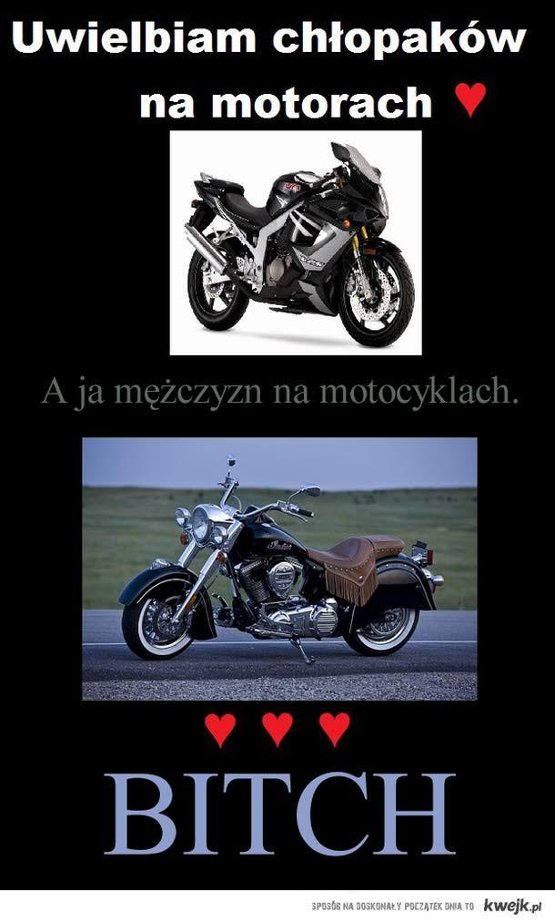 MOTOCYKLE SUKO