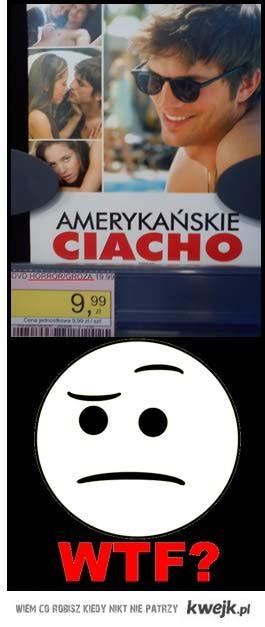 Amerykańskie ciacho-Horror :D