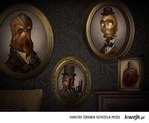 steampunk. starwars