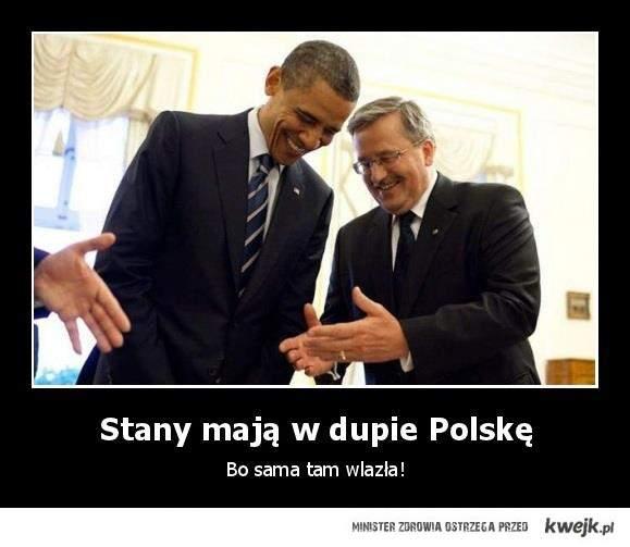 Stosunki Polsko-Amerykańskie