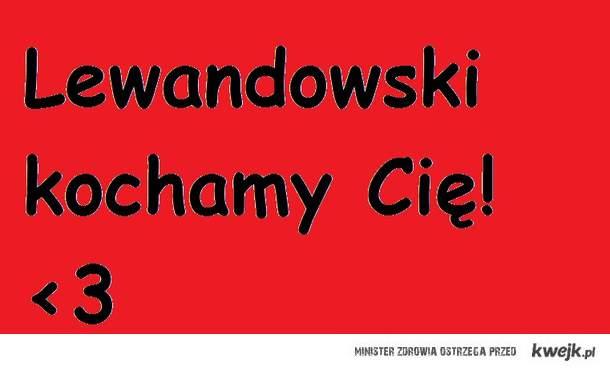 Lewandowski <3