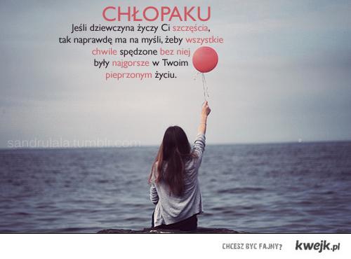 szczęście w życiu