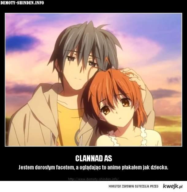 Clannad ;_;