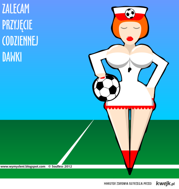 Euro 2012 POLSKA GOLA!