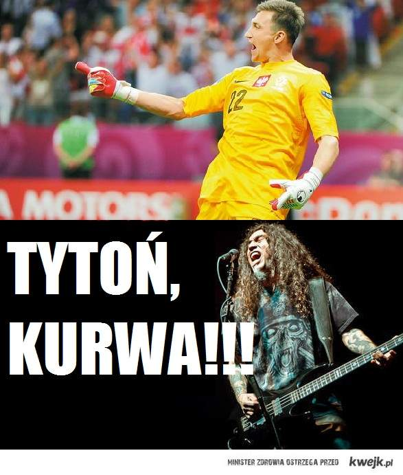 fani Slayera wiedzą, o co chodzi.