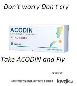 Take acodin