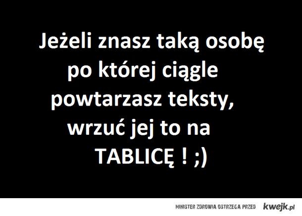 teksty :)