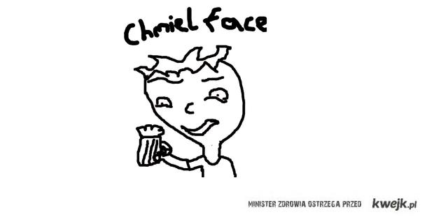 Chmiel Face