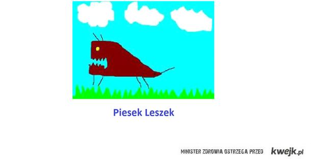 Piesek Leszek
