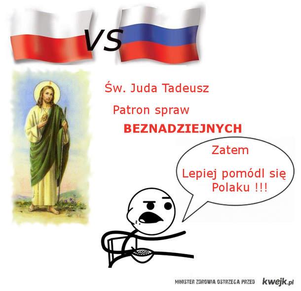 Polska vs. Rosja