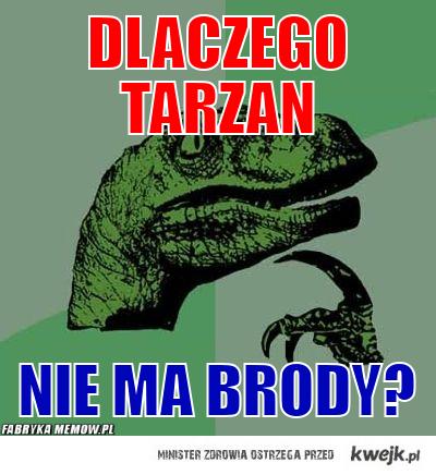 Tarzan i Filozoraptor