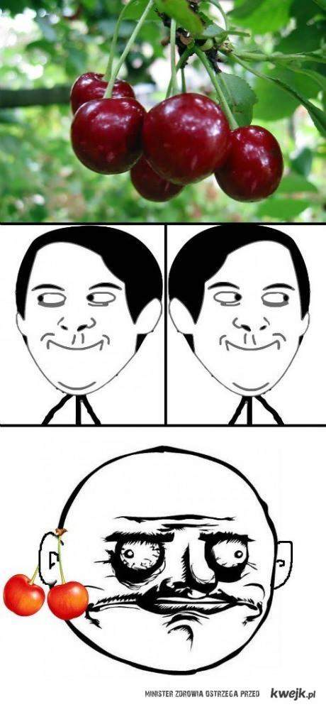 me gusta cherries ;)