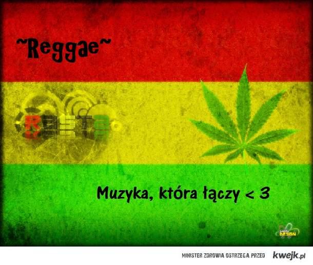 Reggae - muzyka, która łączy