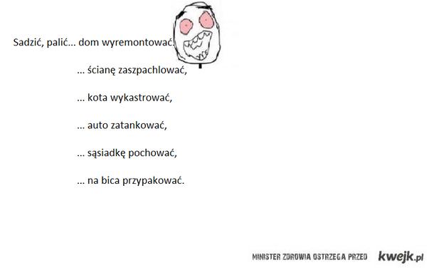 Sadzić, palić... (coop. with Jusi;D)