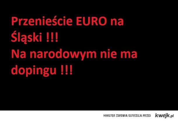 Euro na Śląski !!