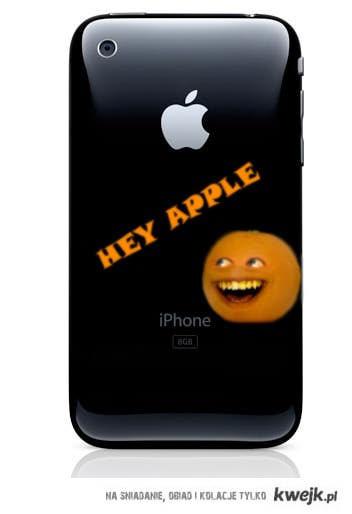 Hey apple!