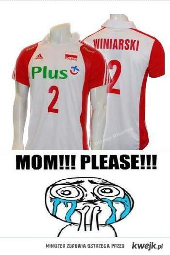 Mam, please! Winiar <3