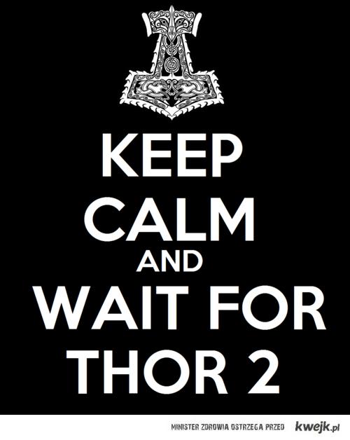 Thor 2!