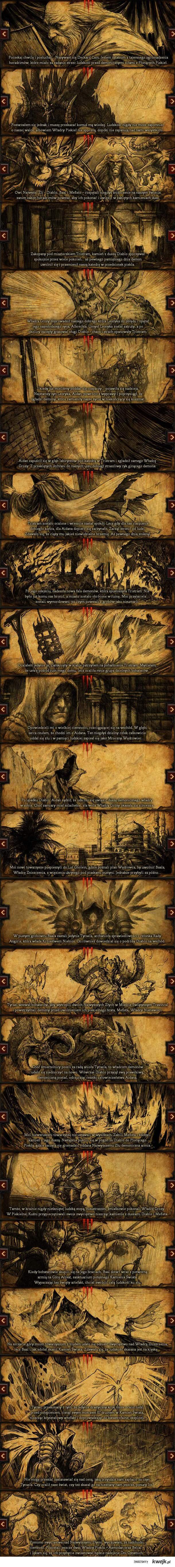 Historia Diablo