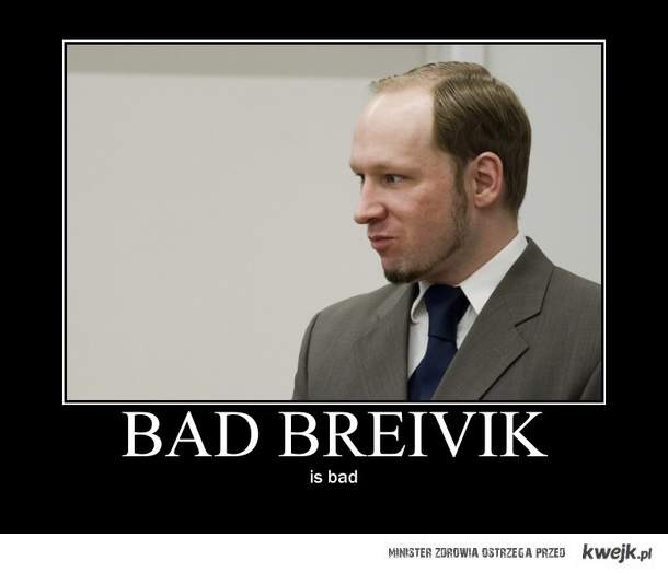bad breivik
