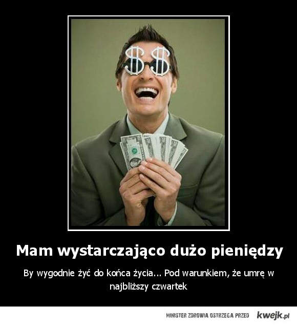tyle kasy