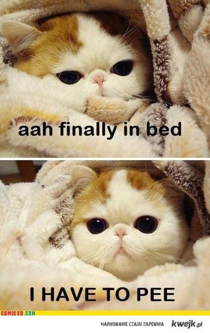 ahh łóżko