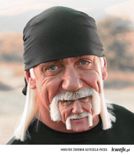 Hulk Hogan i jego broda