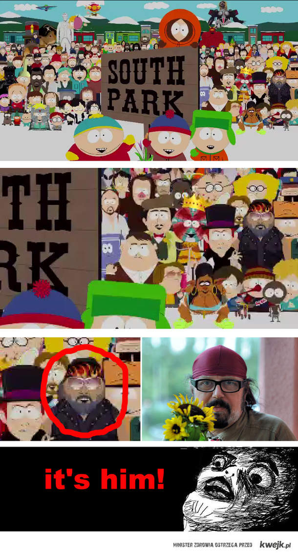 South Park Hołdys
