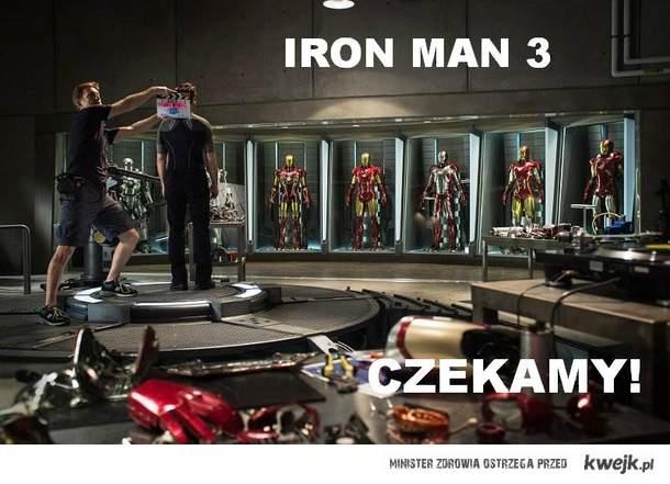 Iron man 3!