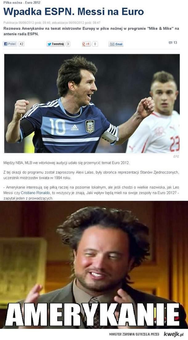 Amerykanie o EURO 2012