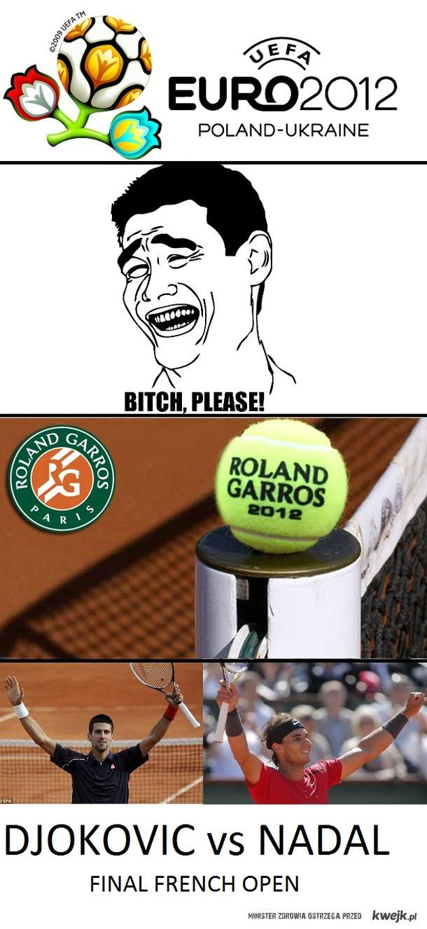 FRENCH OPEN 2012
