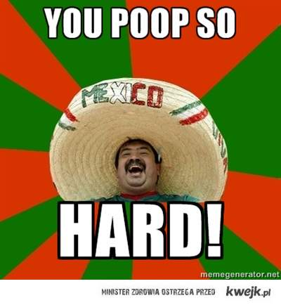 poop so hard