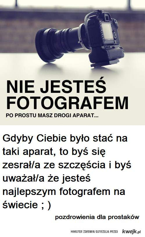 fotograf ; )