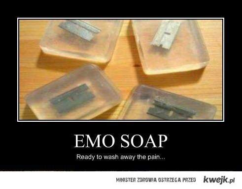 Emo mydło
