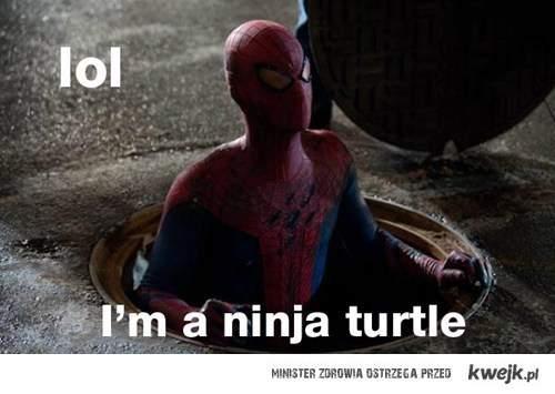 Spiderman zmienia klimat