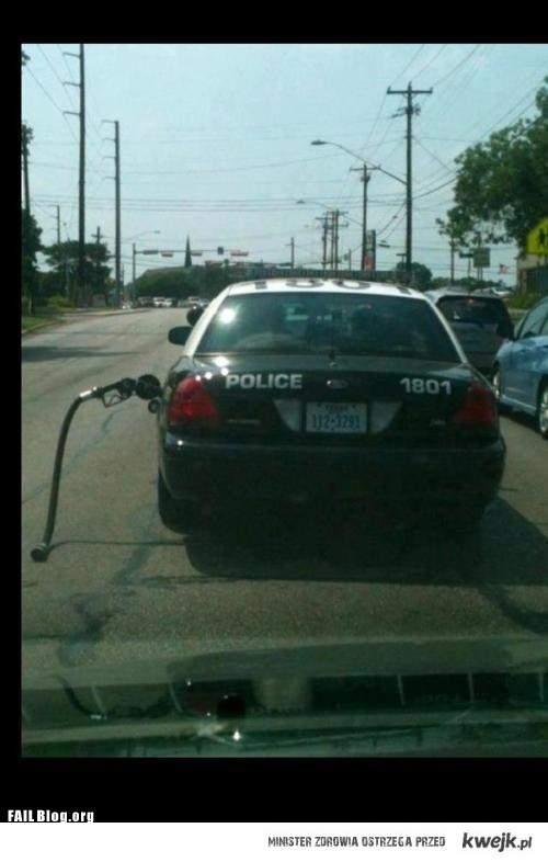 Kobieta policjant?