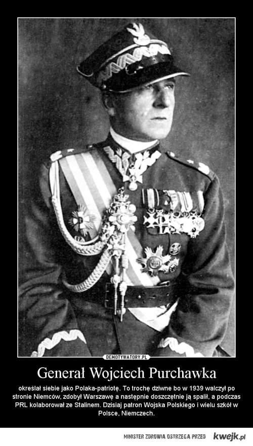 generał Wojciech Purchawka