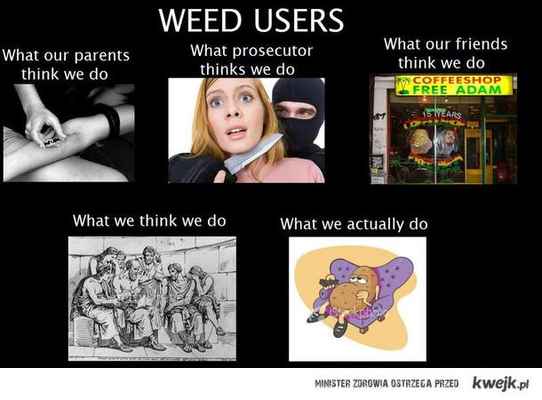 weed users
