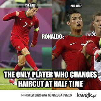 Jedyny taki Ronaldo