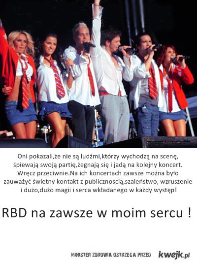 RBD ♥ na zawsze w moim sercu !